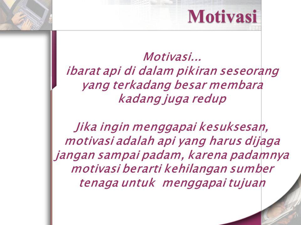 Motivasi...