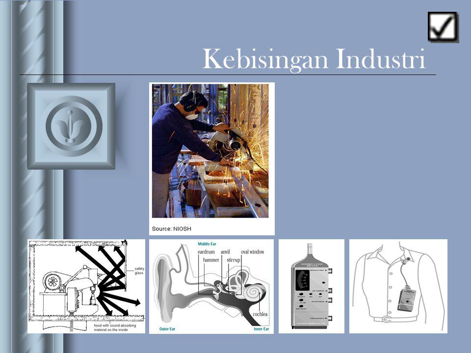 Kebisingan Industri