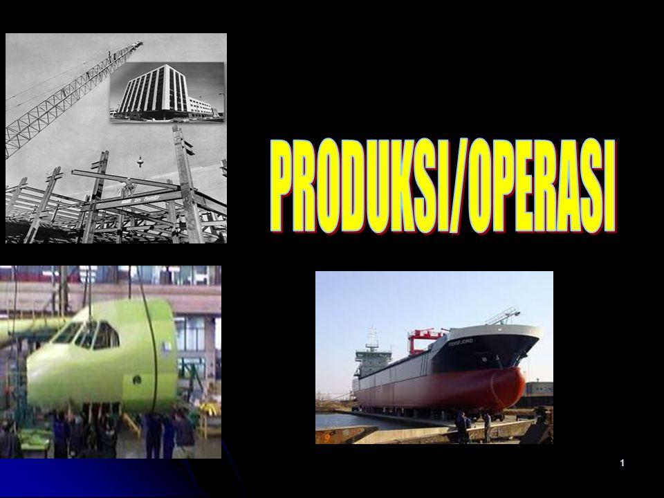 12 PROCESS FOCUS PRODUCT FOCUS INTERMEDIATE FOCUS PROSES PROYEK PROSES BATCH PROSES LINI PROSES KONTINYU