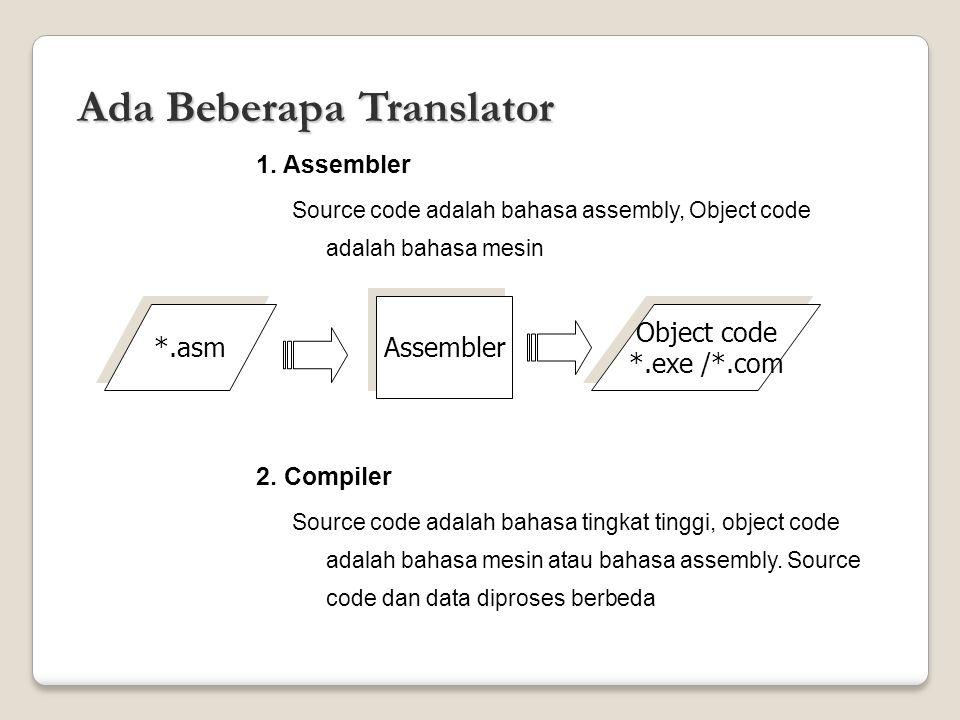 Pengoptimal kode melakukan optimasi (penghematan space dan waktu komputasi), jika mungkin, terhadap kode antara