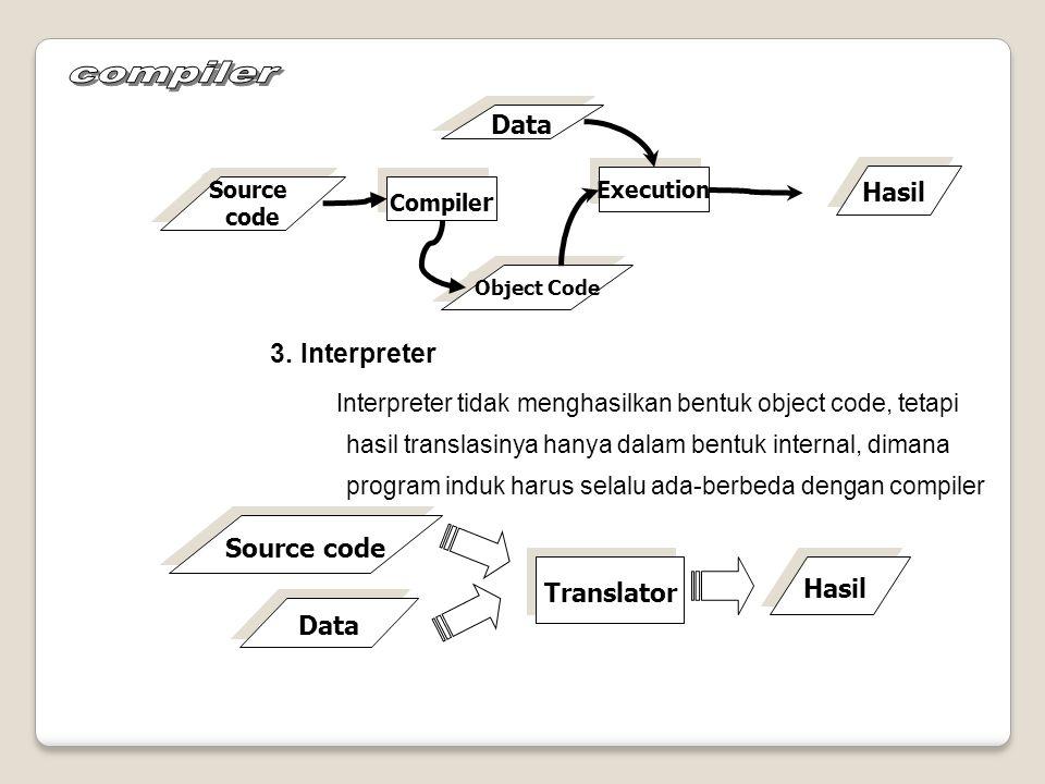 Pembangkit Kode Mesin membangkitkan kode dalam bahasa target tertentu (misalnya bahasa mesin)