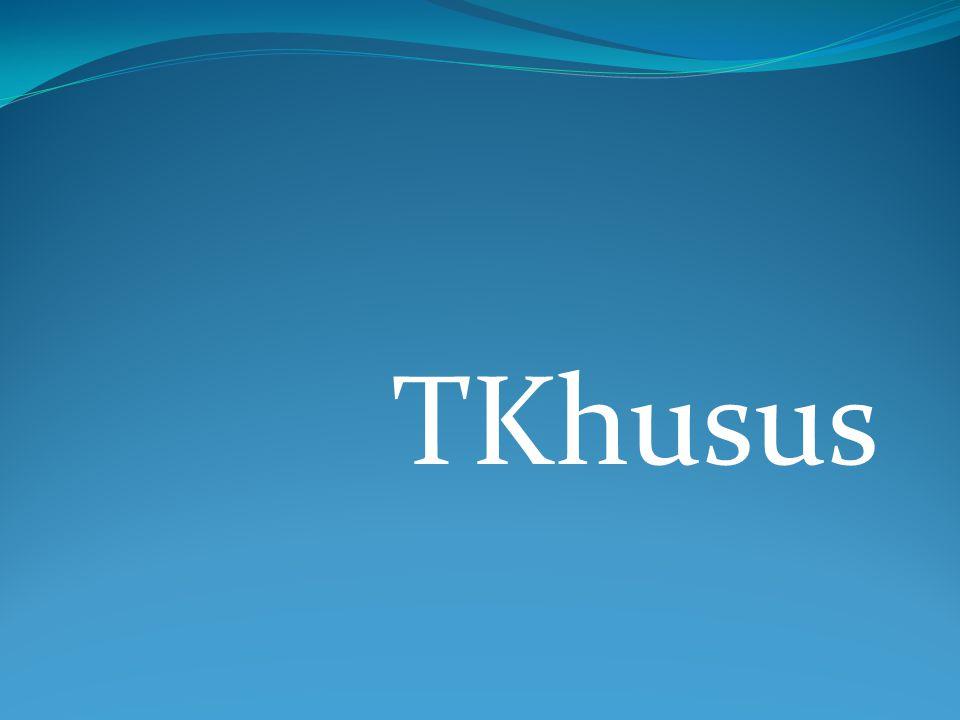 TKhusus