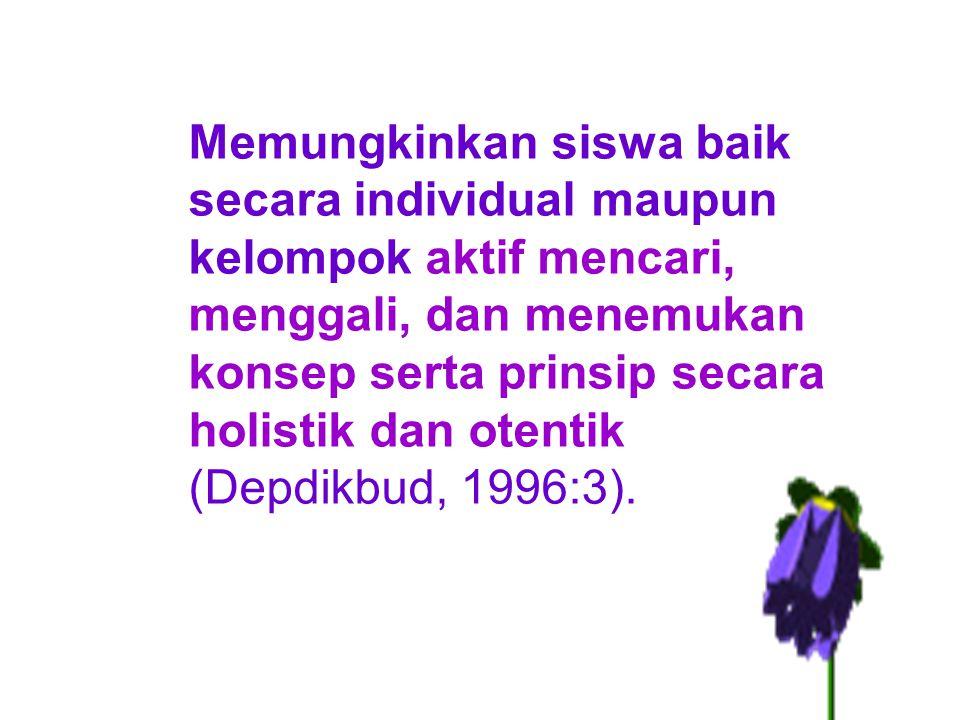 KARAKTERISTIK IPS Ilmu Pengetahuan Sosial merupakan gabungan dari unsur-unsur geografi, sejarah, ekonomi, hukum dan politik, kewarganegaraan, sosiologi, bahkan juga bidang humaniora, pendidikan dan agama (Numan Soemantri, 2001).
