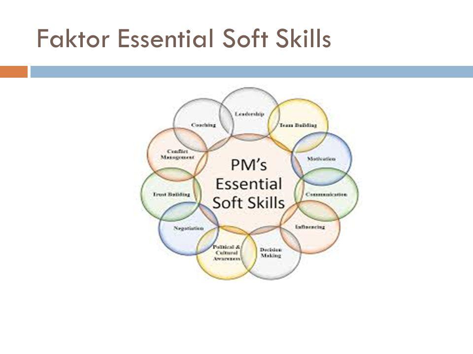 Faktor Essential Soft Skills