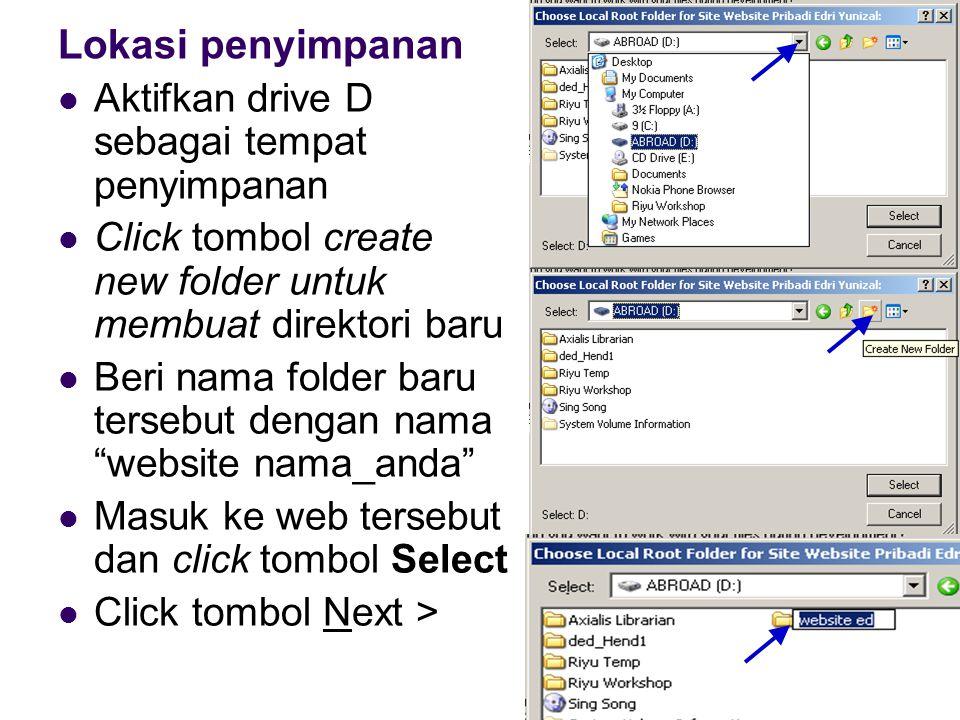 6 Connect to remote server Pada opsi berikutnya pilih none Klik Next Klik Done