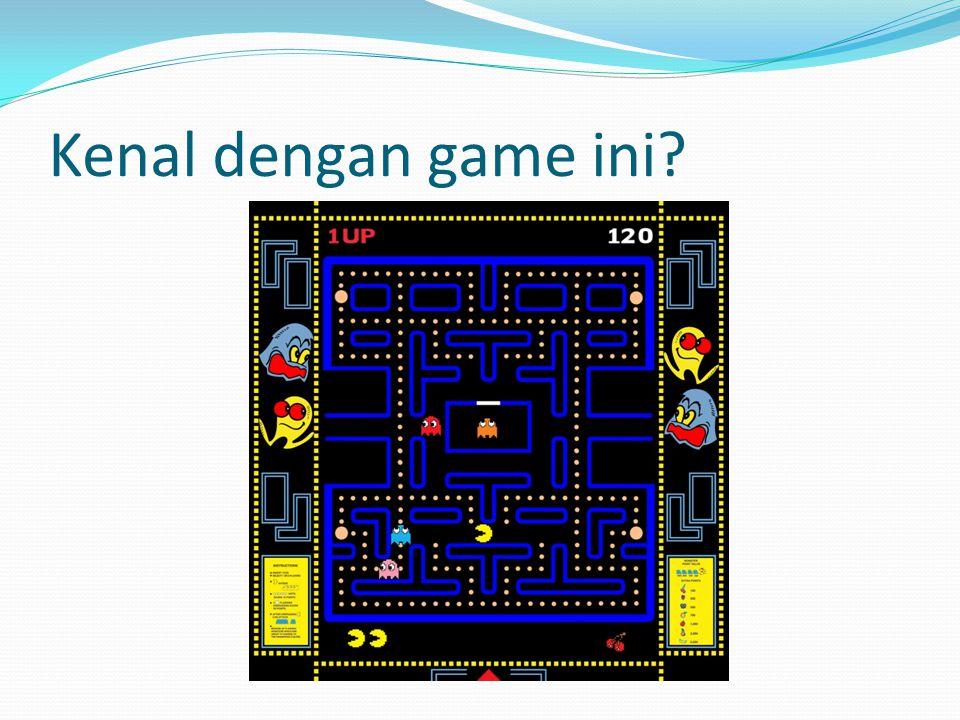 Kenal dengan game ini?