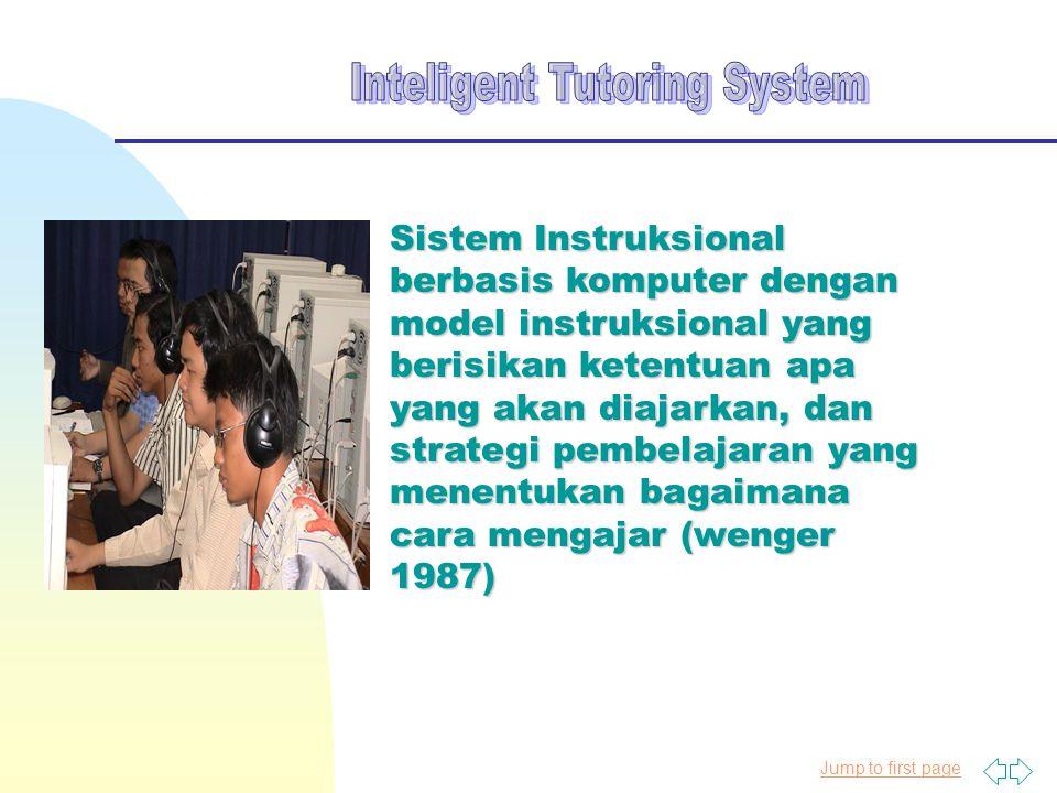Jump to first page Sistem pengajaran yang care (self,1999) care sebagai pengertian bahwa Its sensitive terhadap masalah yang diektahui, apa yang tidak diketahui, dan apa yang mereka ingin lakukan