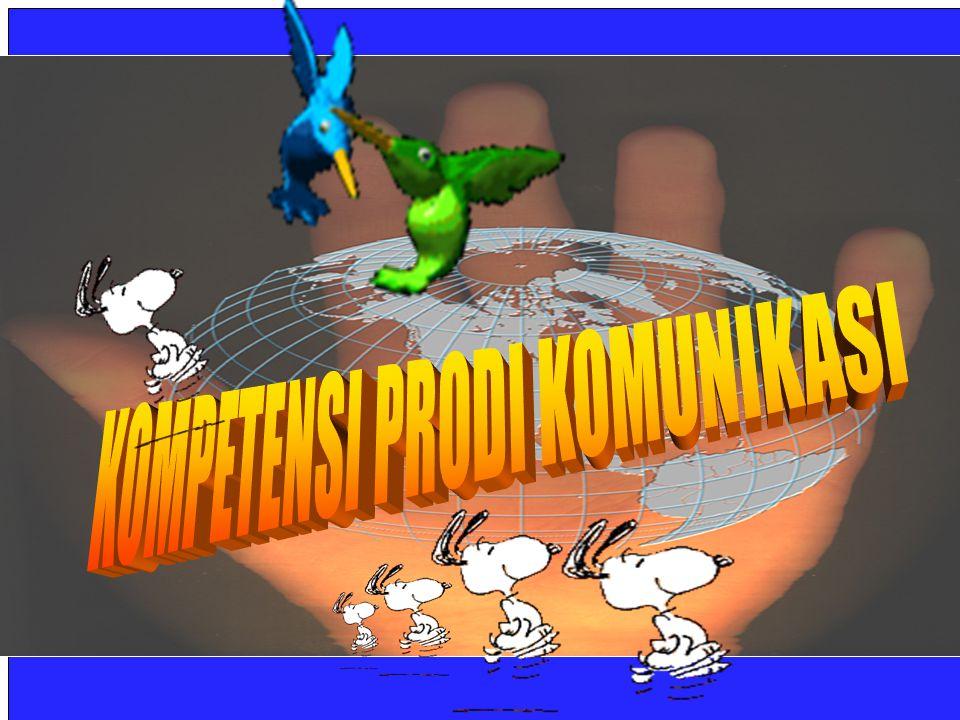Keputusan yang dirumuskan pada pertemuan APSIKOM (Jakarta, 4 – 5 Juni 09) 1.Kompetensi Prodi Komunikasi 2.Jabaran Kompetensi beserta Substansi Kajian dan mata kuliah inti dari substansi.