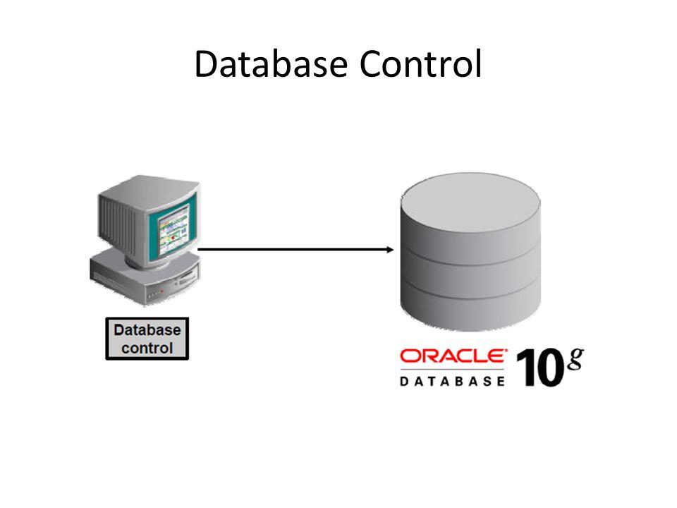 Database Control