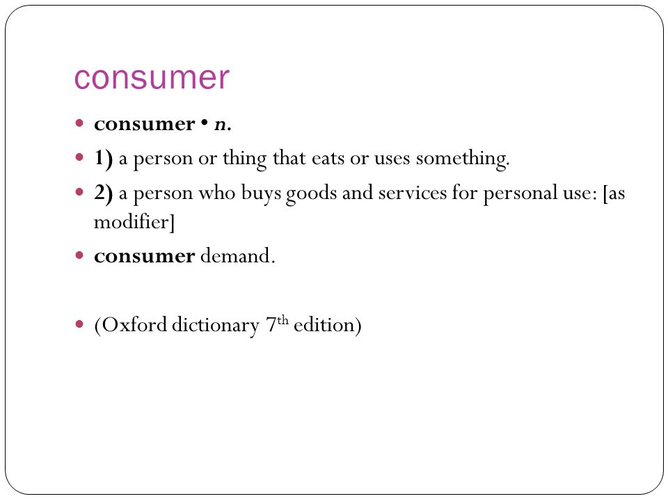 customer customer n.1) a person who buys goods or services from a shop or business.