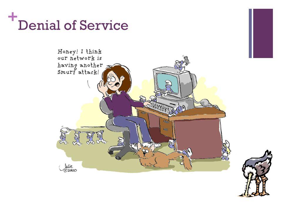 + Denial of Service