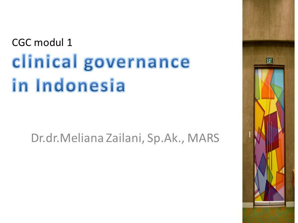 Dr.dr.Meliana Zailani, Sp.Ak., MARS