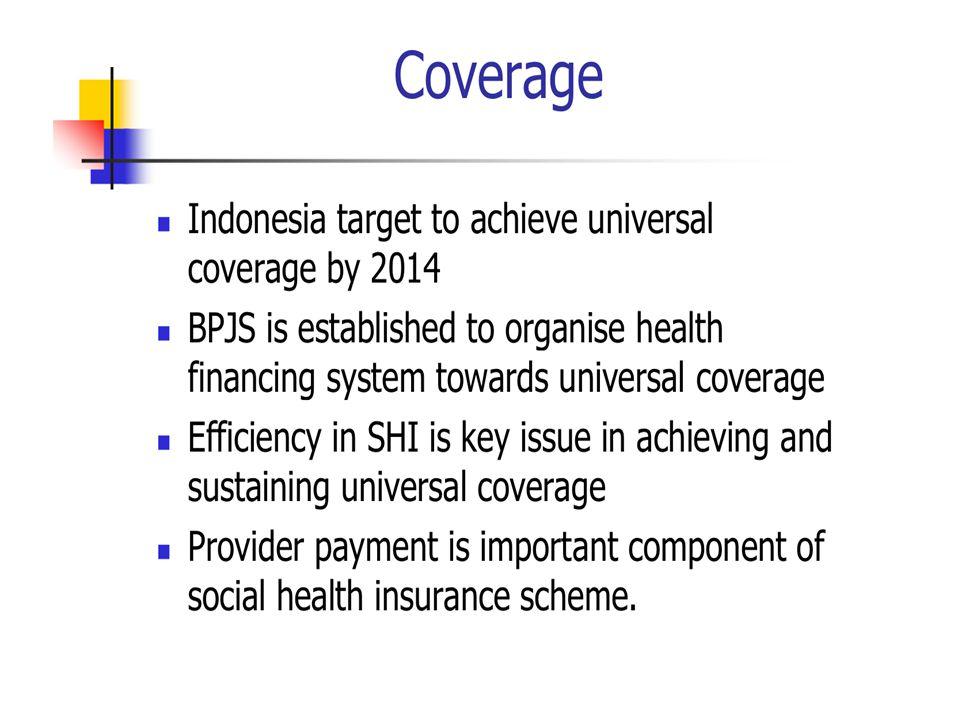 SISTIM JAMINAN SOSIAL NASIONAL (SJSN) Pelayanan kesehatan dalam SJSN meliputi :  pelayanan dan penyuluhan kesehatan  Imunisasi  Keluarga berencana