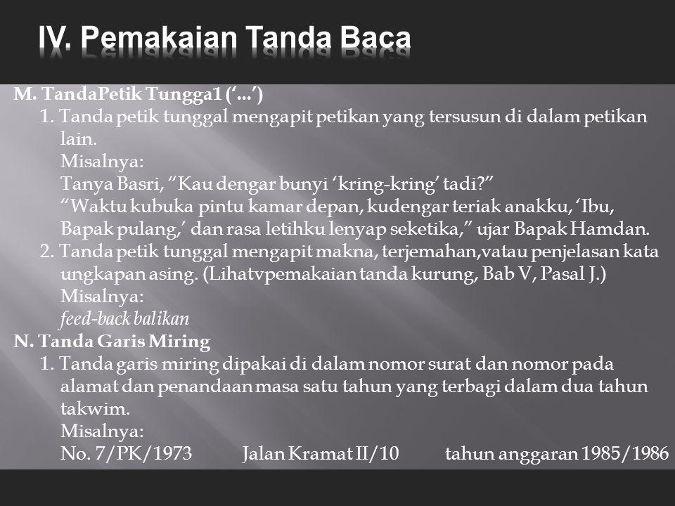 M.TandaPetik Tungga1 ('...') 1.