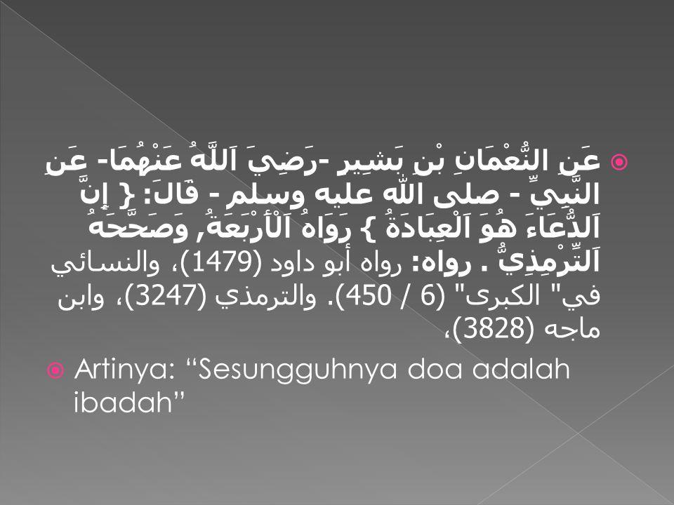 shalat doa dzikir IBADAH