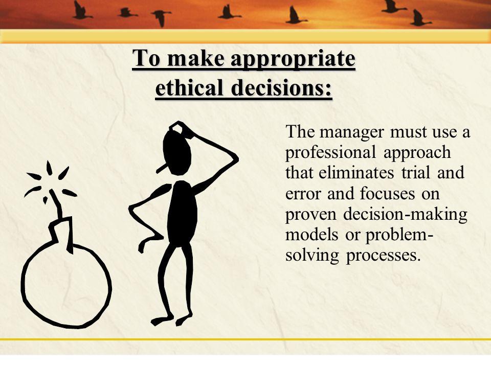 Lanjutan 4.Menentukan dan mengevaluasi keputusan a.