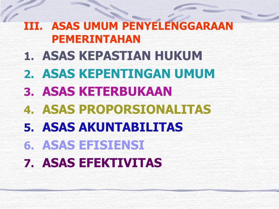 II. DAERAH OTONOM:  DAERAH OTONOM DI INDONESIA DIBAGI ATAS DAERAH PROPINSI, DAERAH KABUPATEN DAN DAERAH KOTA (Ps. 3 AYAT 1 UU No. 32 TH 2004)  PEMBE