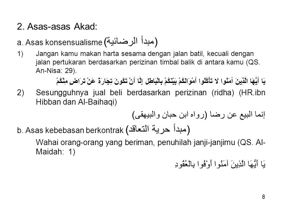 8 2.Asas-asas Akad: a.