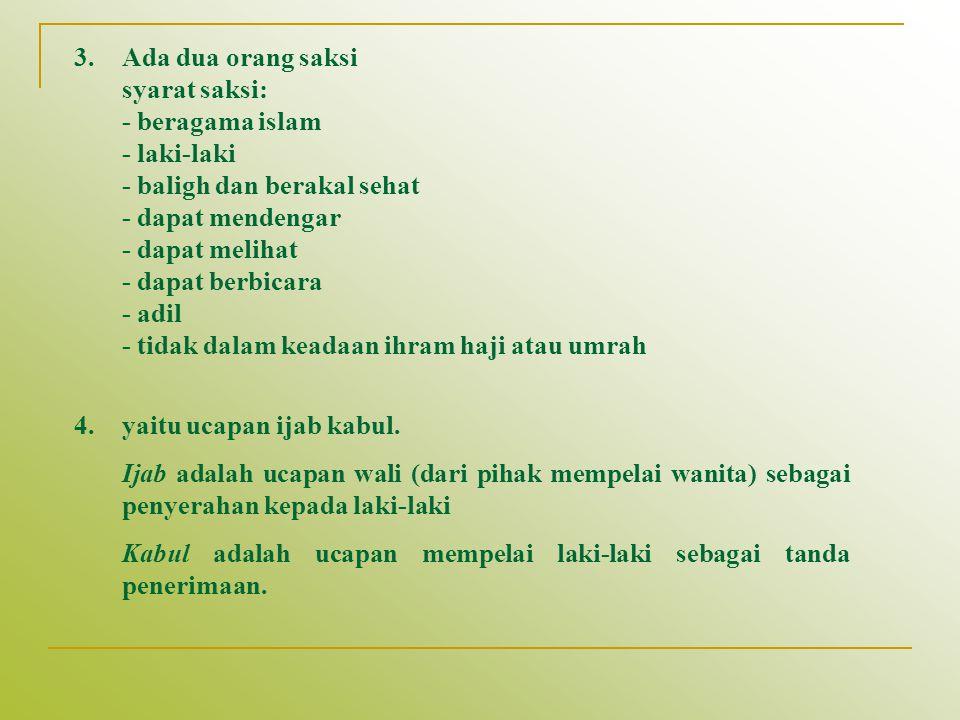 Muhrim Pengertian Muhrim Muhrim secara bahasa berarti diharamkan.