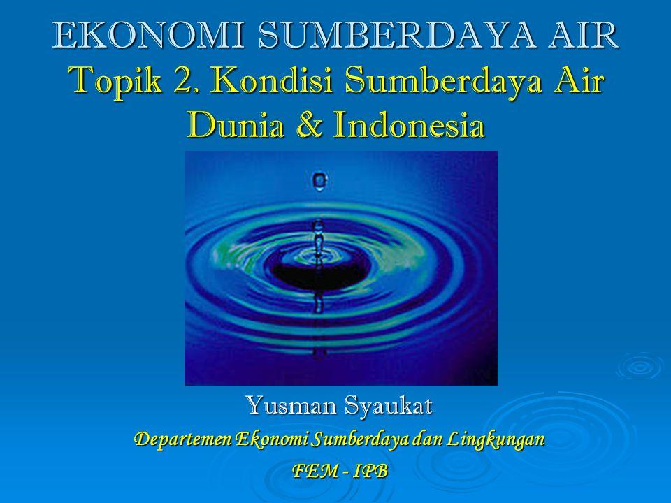 Dan Allah menurunkan air (hujan) dari langit dan dengan air itu dihidupkan-Nya bumi sesudah matinya.