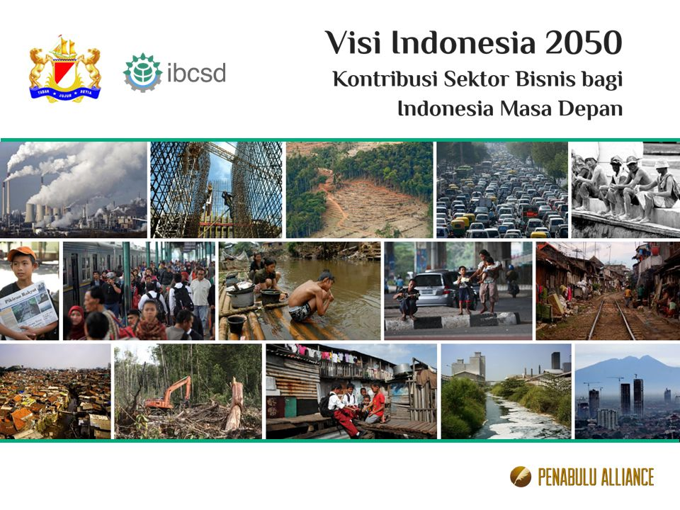 element Indonesia Vision 2050: The pathway to 2050 and its elements Future Indonesia Indonesia Today 2013 2020 2030 2040 2050 element Turbulent Teens Transformation Time Measures of success Opportunities Must-haves