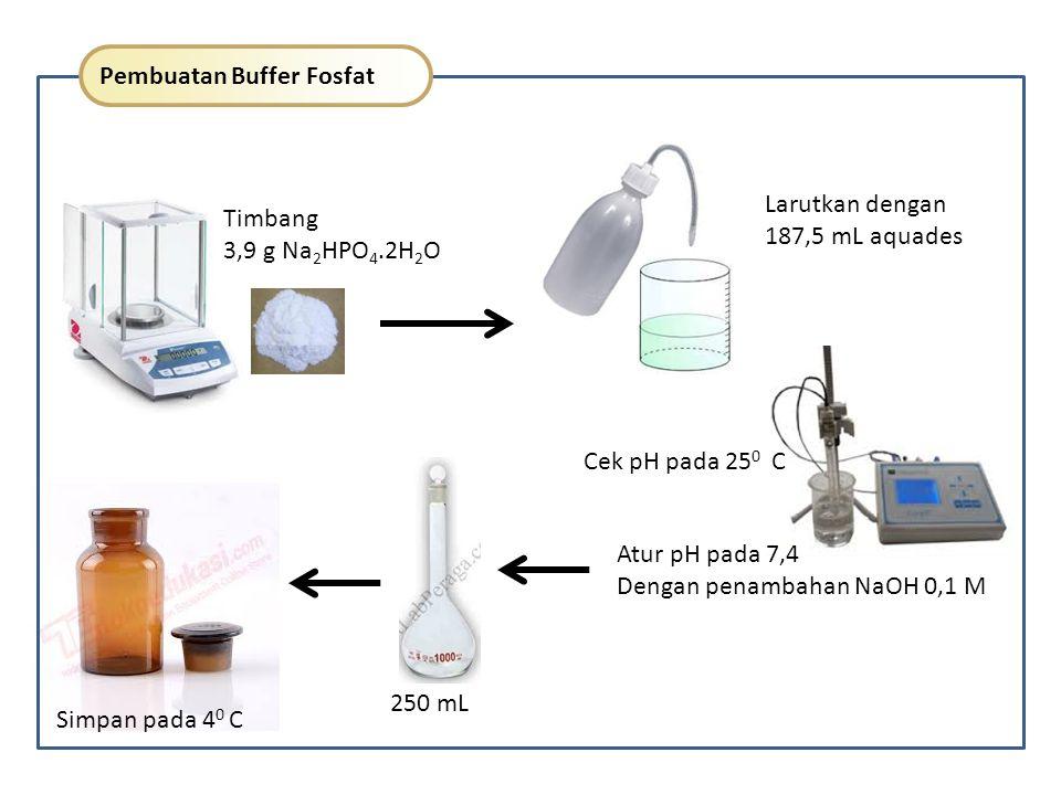 P r e p a r a s i S a m p e l Sampel uji merupakan senyawa murni Artemitin (Choundhary, 2009) Timbang 25 mg Artemetin Dilarutkan dengan DMSO 0,1 M dan Aquabidest 25 mL Diimpitkan hingga 25 ml Dengan Aquabidest Larutan stok 1000 ppm Dibuat variasi konsentrasi 20, 40, 60, 80, dan 100 ppm