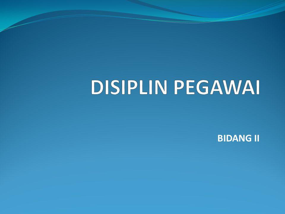 BIDANG II
