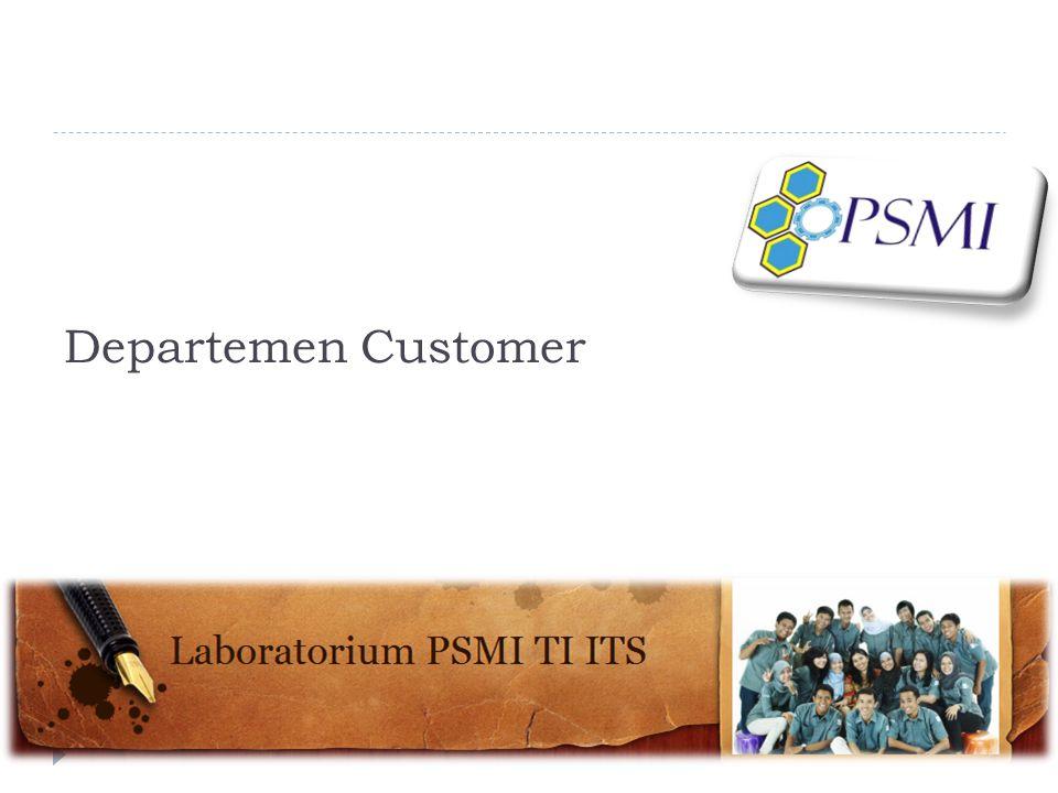 Nama ProkerPSMI's Corner Penanggung JawabNofarida Alwiyah Reza Waktu PelaksanaanKontinyu DekripsiMedia informasi (milis dan FB) yang berfungsi untuk penyebaran informasi dan media silaturahmi online dengan para alumni PSMI dan dosan PSMI.