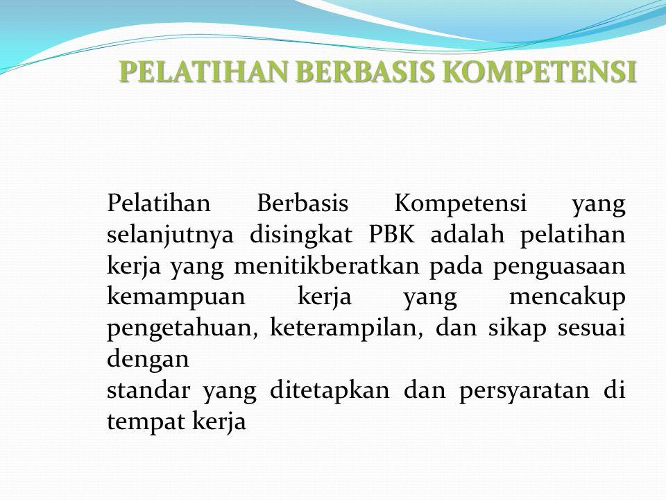STRATEGI PENGEMBANGAN SDM BERBASIS KOMPETENSI INDUSTRI LDP KKNI SKKNI DIKLAT PROFESI (CBT) SERTIFIKASI KOMPETENSI BNSP / LSP BNSP / LSP