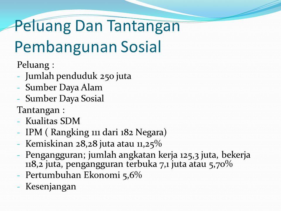 Paradigma Baru Strategi Pemerataan - Kesetaraan pembangunan dalam berbagai aspek - Desentralisasi (Undang-Undang Nomor 32 Tahun 2004) - Penguatan civil society - Pembangunan berbasis Masyarakat - Human Capital