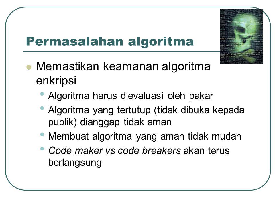 Sisi Lain Kriptografi