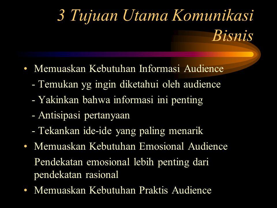 Analisis Audience Siapa audiencenya.Lihat dari sisi demografis.