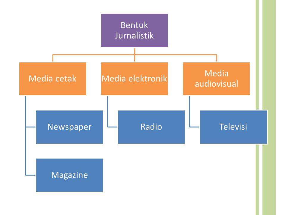 Produk BeritaOpiniEditorialFeature Jurnalistik Sastra