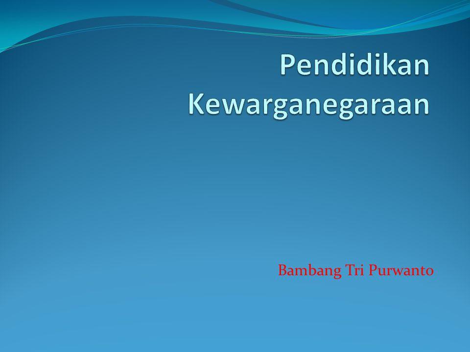 Bambang Tri Purwanto