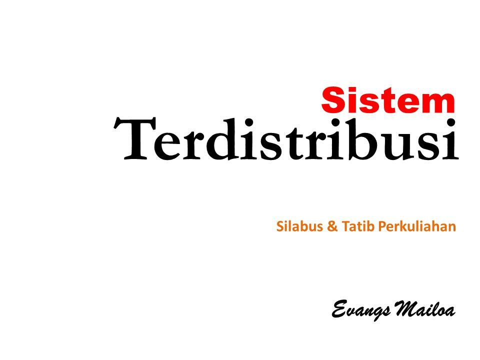 Sistem Evangs Mailoa Silabus & Tatib Perkuliahan Terdistribusi