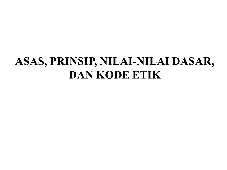 KEWAJIBAN PEGAWAI ASN a.Setia Dan Taat Pada Pancasila, Undang- Undang Dasar Negara Republik Indonesia Tahun 1945, Negara Kesatuan Republik Indonesia, Dan Pemerintah Yang Sah; b.Menjaga Persatuan Dan Kesatuan Bangsa; c.Melaksanakan Kebijakan Yang Dirumuskan Pejabat Pemerintah Yang Berwenang; d.Menaati Ketentuan Peraturan Perundang- Undangan;
