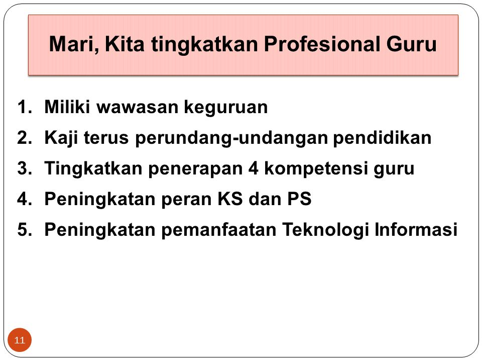 Kondisi di Lampung 10 NoProvinsi20042005200620072008 Indonesia68,769,5770,1070,5971,17 1 DKI Jaya75,876,0776,3376,5977,03 2 Sulut73,474,2174,3774,6875