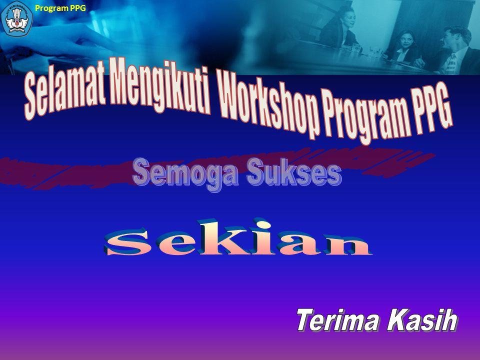 Program PPG