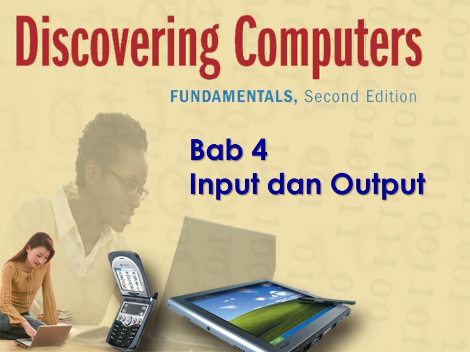 Bab 4 Input dan Output