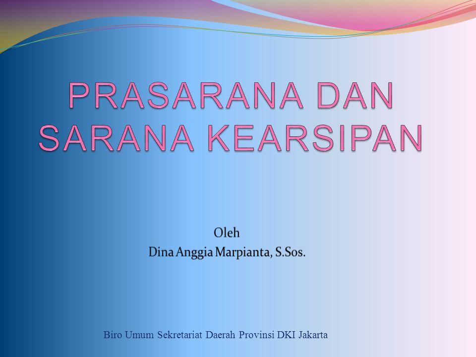 Biro Umum Sekretariat Daerah Provinsi DKI Jakarta