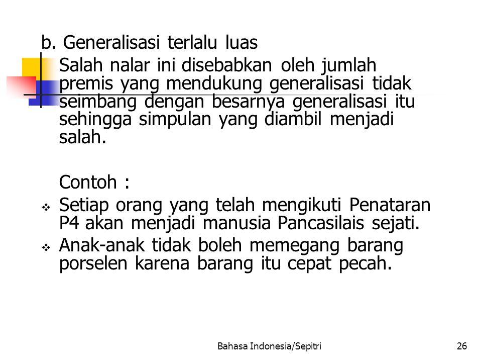 Bahasa Indonesia/Sepitri26 b.