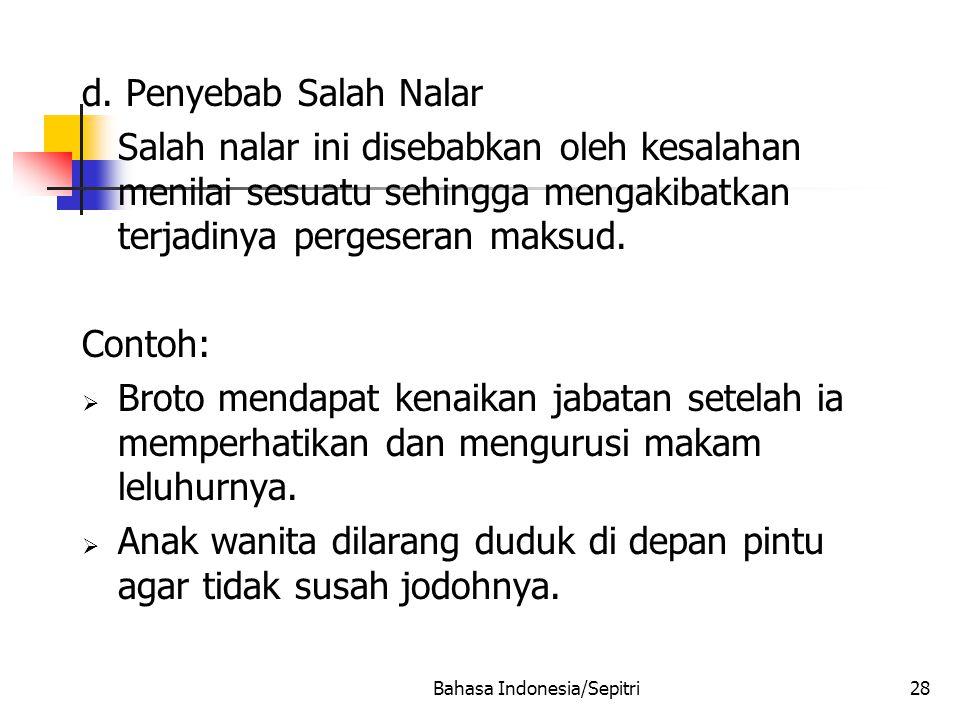 Bahasa Indonesia/Sepitri28 d.