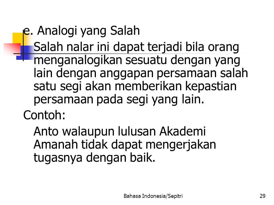 Bahasa Indonesia/Sepitri29 e.