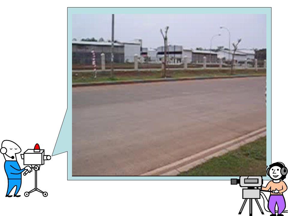 Pengukuran Getaran Lingkungan dengan Sumber lalu-lintas kendaraan dan Impuls