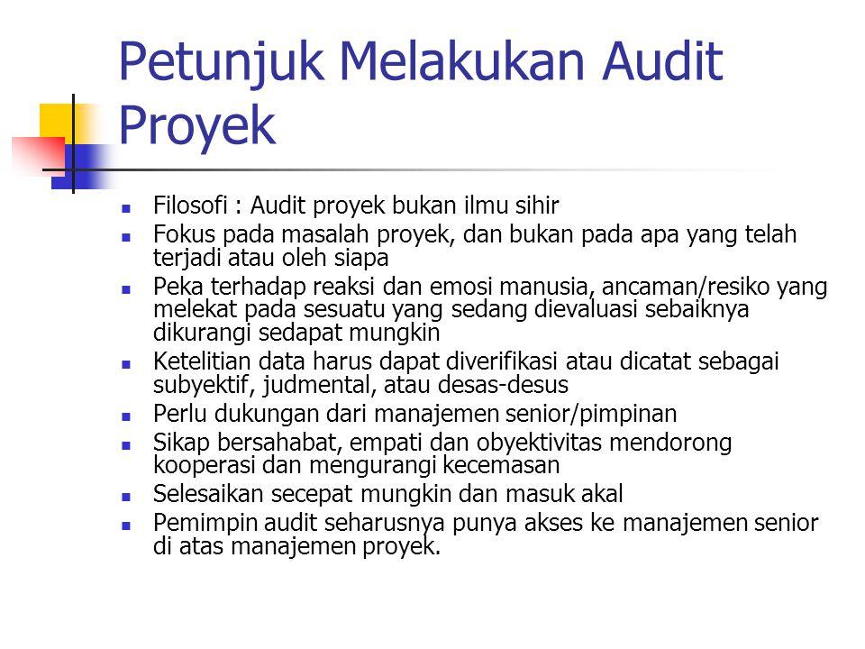 Proses Audit A.