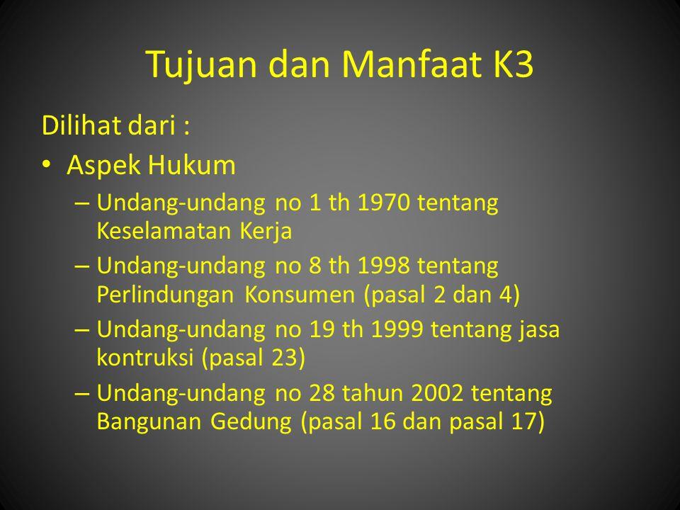 – Undang-undang no 13 th 2003 tentang Ketenaga Kerjaan.