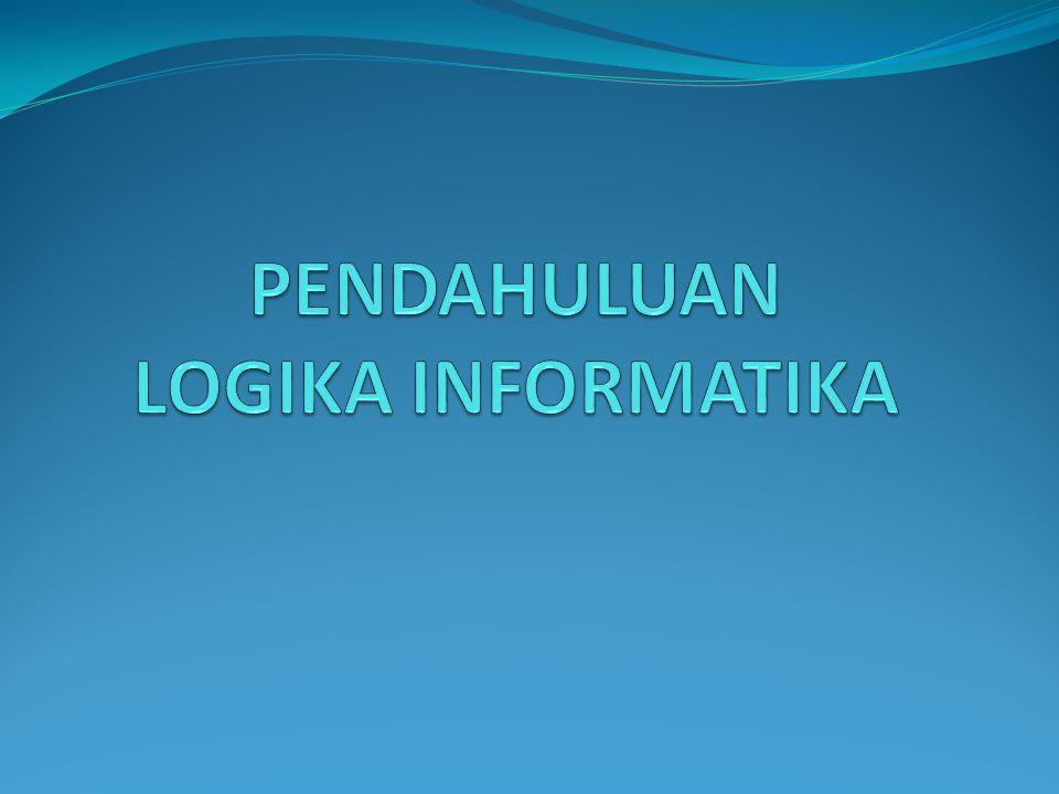 ASPEK INFORMATIKA(2) Ilmu komputer dan teknik komputer yang mempelajari tentang pemrosesan, pengarsipan, dan penyebaran informasi dengan menggunakan teknologi informasi dan alat lain yang berbasis komputer.