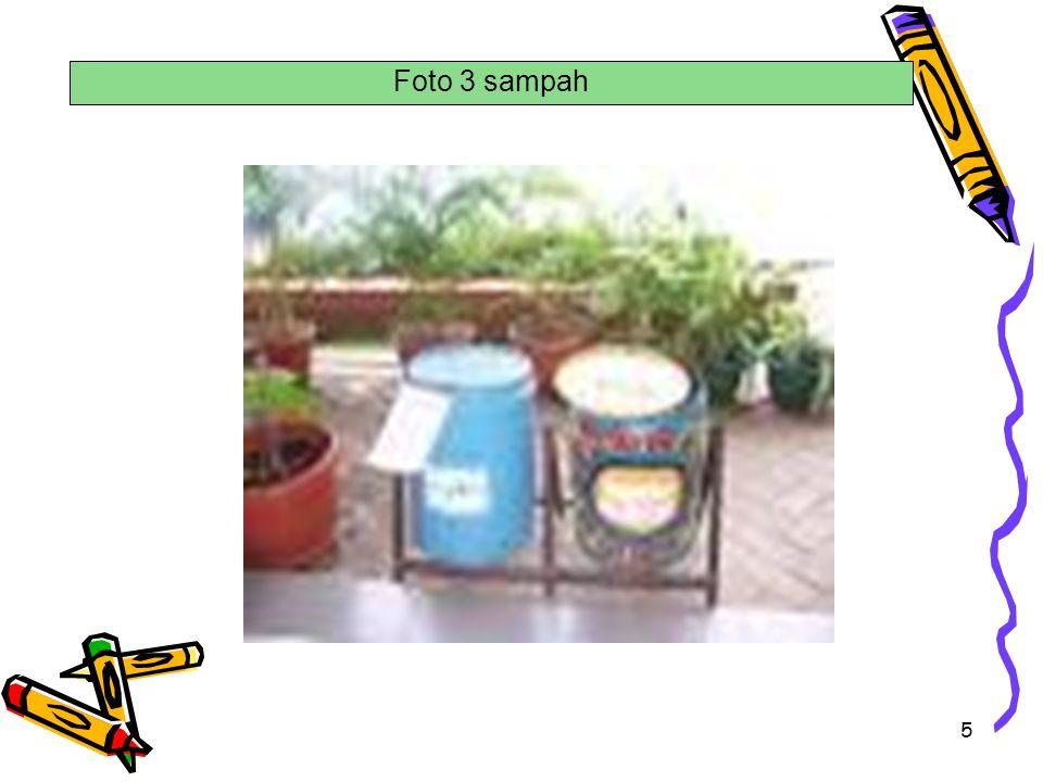 5 Foto 3 sampah