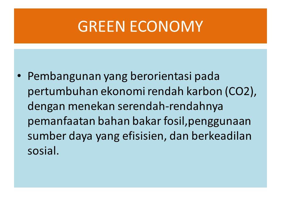 TRIPLE TRACK STRATEGY Pro-Poor (pengentasan kemiskinan) Pro- Growth (pertumbuhan) Pro-Job (penyerapan tenaga kerja) Pro-Environment (pelestarian lingkungan)