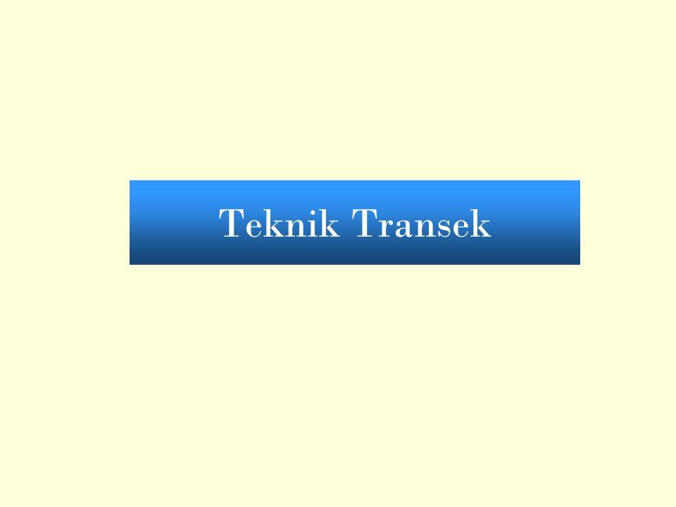 Teknik Transek